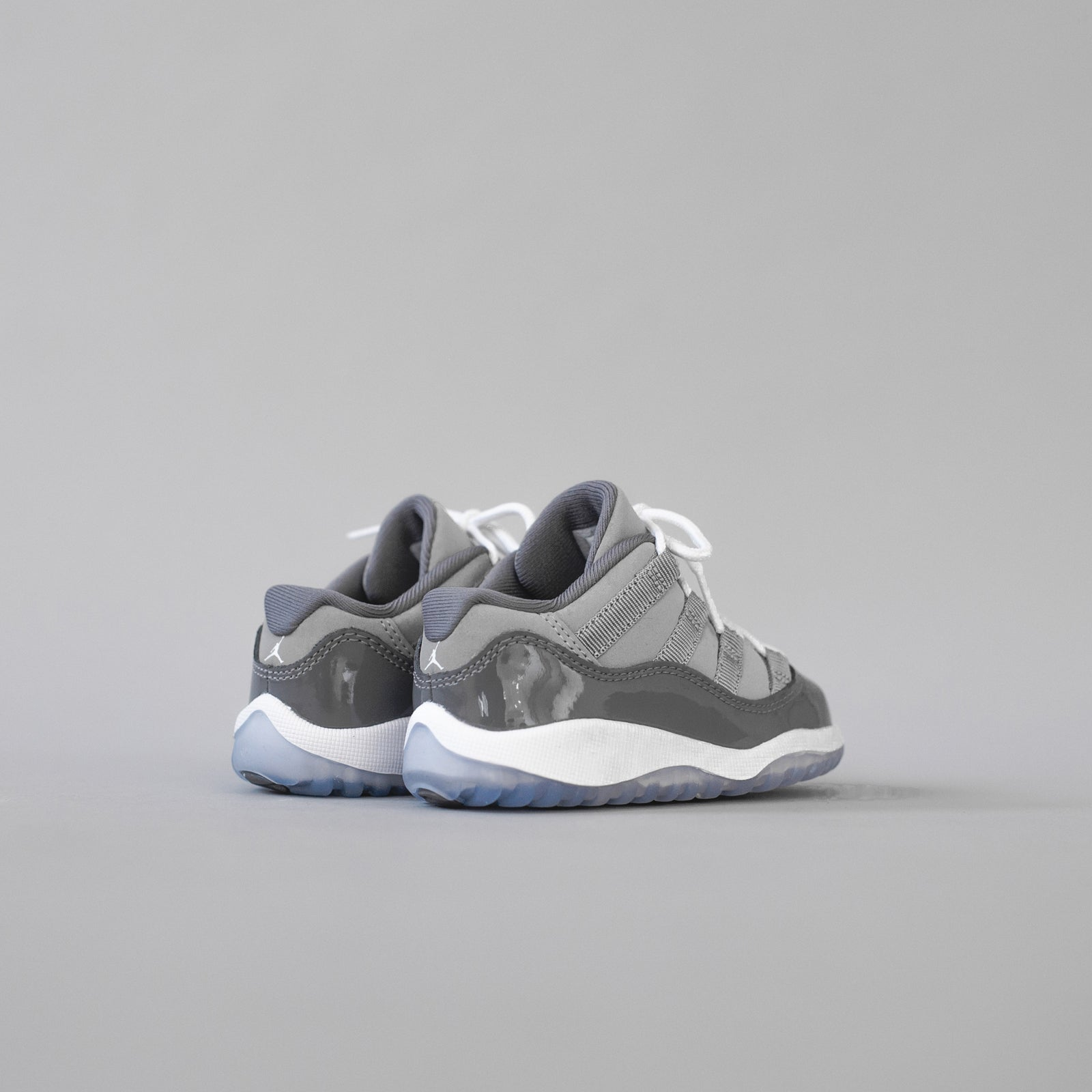 Nike Toddler Air Jordan 11 Retro Low - Medium Grey / White Gunsmoke