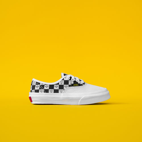 Vans Vault x SpongeBob Kids OG Authentic LX - White / Black