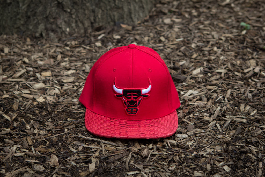 JUST DON Chicago Bulls - Red