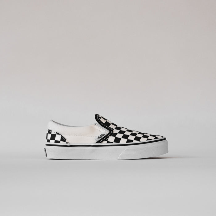 Vans Kids Slip-On - Checkerboard