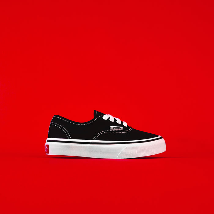 Vans Kids Authentic - Black / White