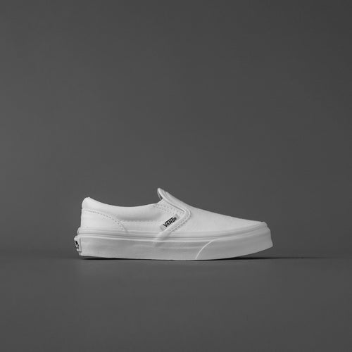 Vans Kids Slip-On - White