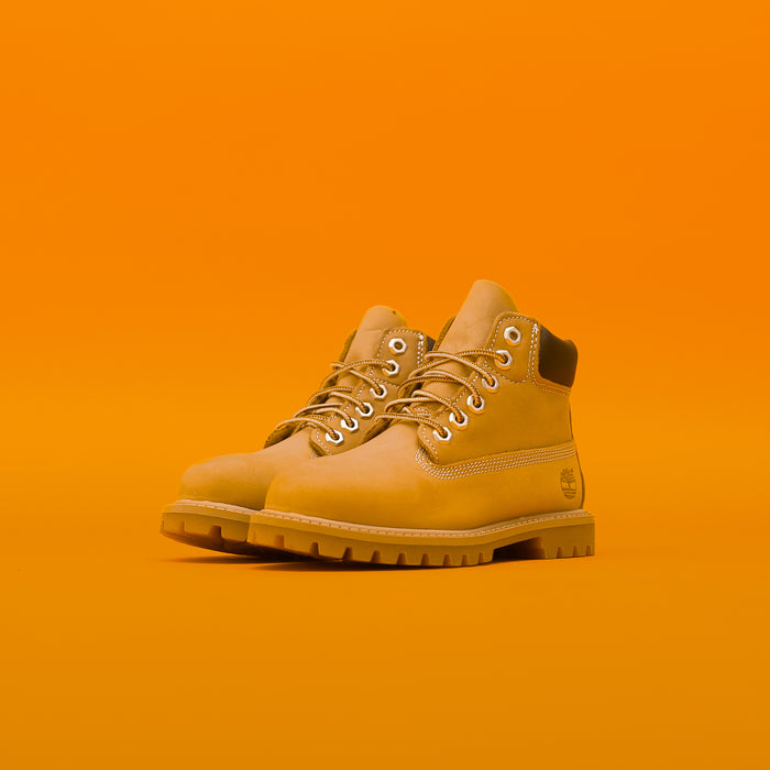 "Timberland Toddler 6"" Premium Waterproof Boot - Wheat"