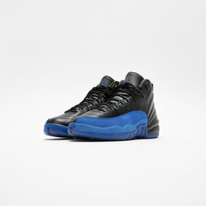 Nike Grade School Air Jordan 12 Retro - Black / Racer Blue