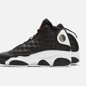Nike GS Air Jordan 13 Retro - Black / Gym Red / White Image 4