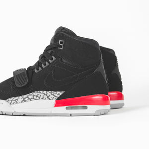 Nike Air Jordan Legacy 312 - Black / Fire Red