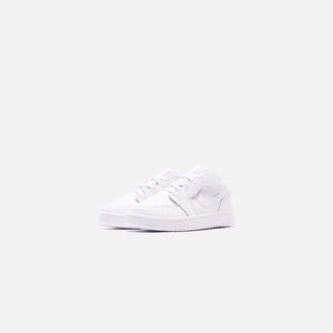 Nike Pre-School Air Jordan 1 Low - White Image 3