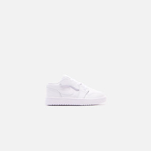 Nike Pre-School Air Jordan 1 Low - White Image 1