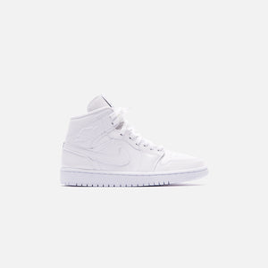 Nike WMNS Air Jordan 1 Mid - White / Black