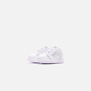 Nike Toddler Air Jordan 1 Low - White Image 3