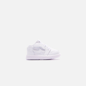 Nike Toddler Air Jordan 1 Low - White Image 1