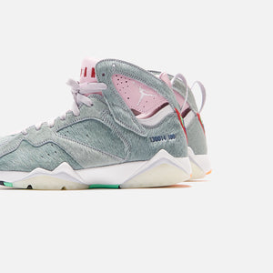 Nike Air Jordan 7 Retro SE - Neutral Gray / Summit White Image 5