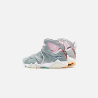 Nike Air Jordan 7 Retro SE - Neutral Gray / Summit White Thumbnail 4
