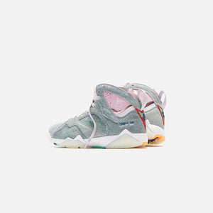 Nike Air Jordan 7 Retro SE - Neutral Gray / Summit White Image 4