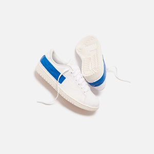 Nike Air Jordan 1 Centre Court - White / Military Blue / Sail