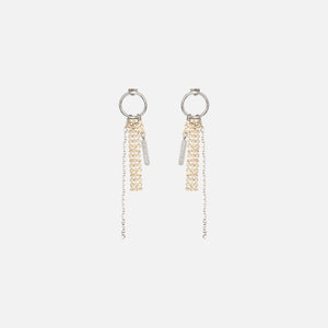 Justine Clenquet Kay Earrings