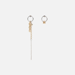 Justine Clenquet Tara Earrings