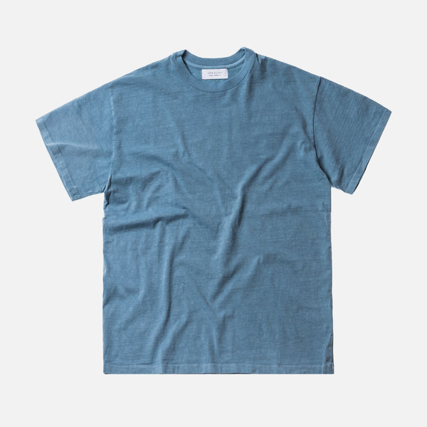 John Elliott Big Tee - Washed Ocean