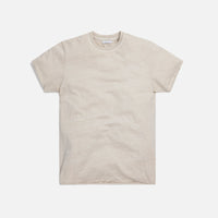 John Elliott Anti-Expo Tee - Clay Thumbnail 1