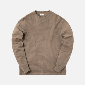 John Elliott L/S University Tee - Brown