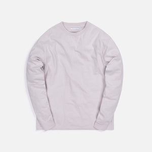 John Elliott L/S University Tee - Moon Grey