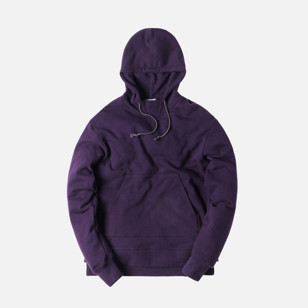 John Elliott Kake Mock Pullover - Purple