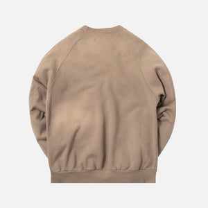 John Elliott Sundrenched Crew Pullover - Taupe