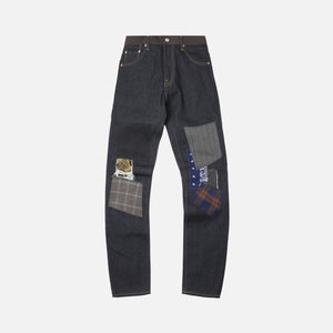 Junya Man Cotton Demim Levi`s 503 Customized - Blue