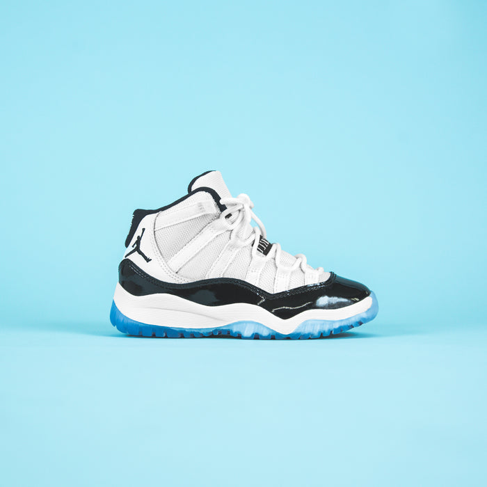 Nike PS Air Jordan 11 Retro - White / Black / Concord