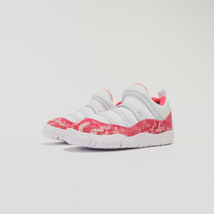 Nike PS Air Jordan 11 Retro Little Flex - White / Watermelon