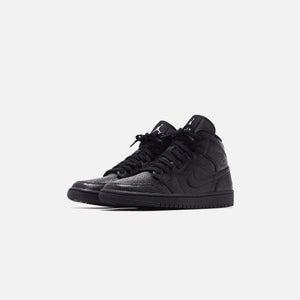 Nike WMNS Air Jordan 1 Mid - Black