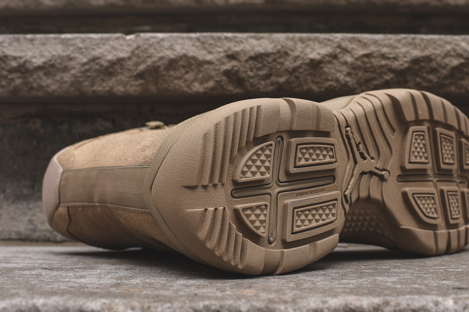 Nike Air Jordan Future Boot - Khaki