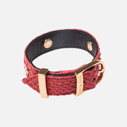 Just Don Bracelet - Red / Black / Gold