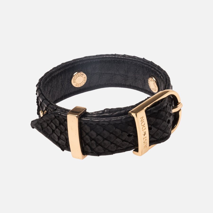 Just Don Bracelet - Black