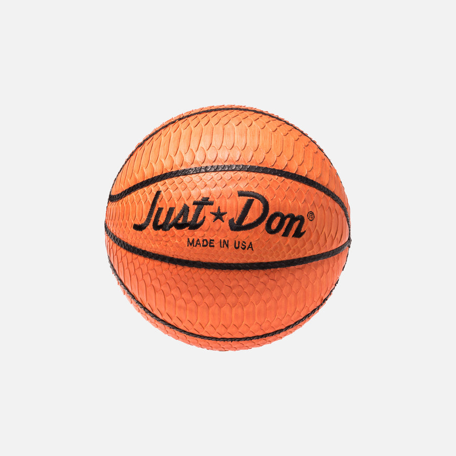 Just Don Basketball - Orange