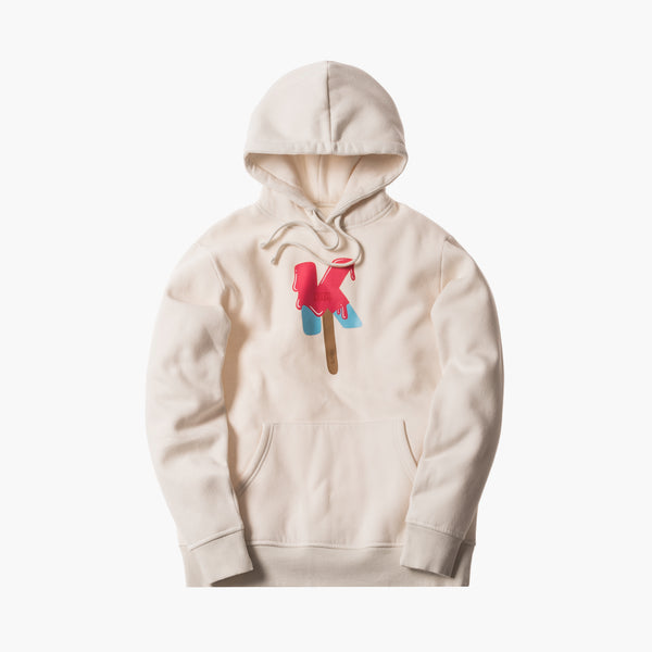 Kith Treats Popsicle Hoodie - Off White