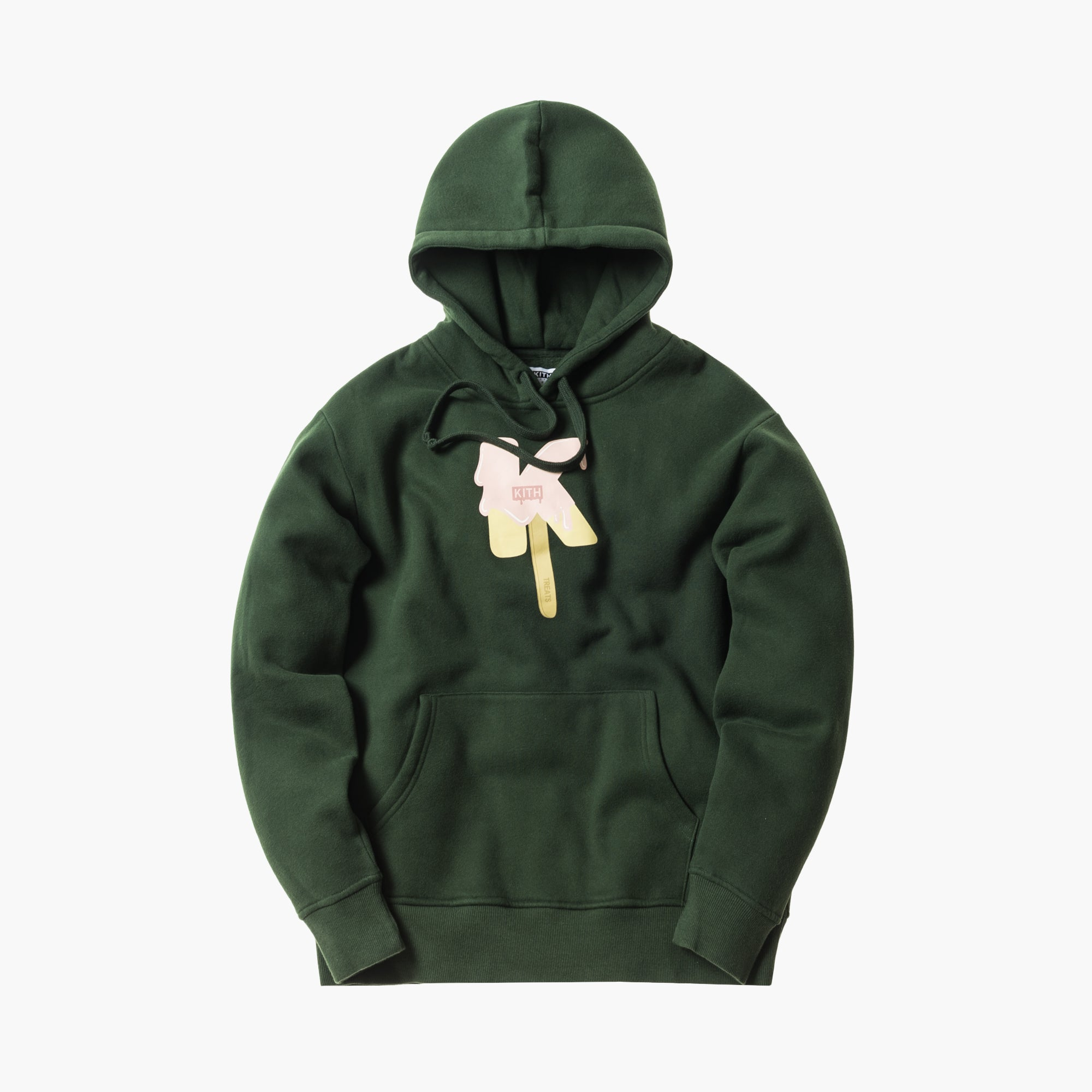 Kith Treats Popsicle Hoodie - Hunter Green