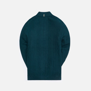Kith Tilden L/S Polo - Stadium