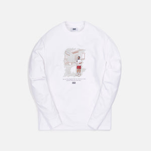 Kith Treats Chronicles Happiness L/S Tee - White