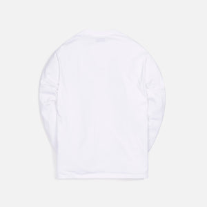Kith Treats Chronicles Diet L/S Tee - White