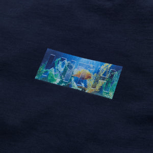 Kith Fish Tank Classic Logo Tee - Nocturnal