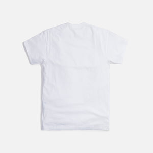 Kith Windshield Classic Logo Tee - White