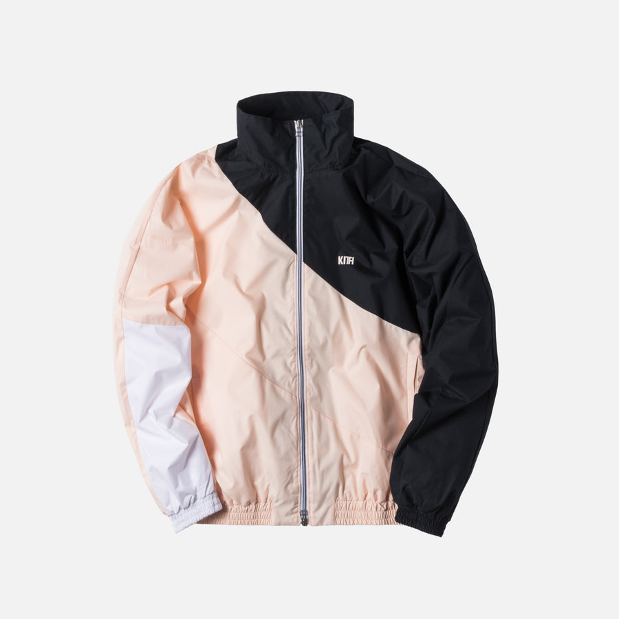 Kith Atlanta Windbreaker - Navy / Pink / White