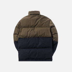 Kith 825 Summit Down Puffer - Navy / Multi