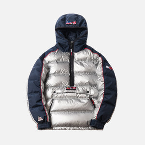 Kith x Tommy Hilfiger Puffer Jacket - Silver