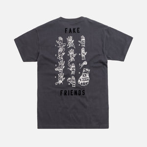 Kith Fake Friends Tee - Ebony