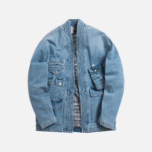 Kith Denim Tactical Haori - Hosu 2.0 Wash