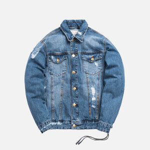 Kith Laight Denim Jacket - Stella 2.0 Wash
