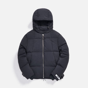 Kith Solid Puffer - Soft Black