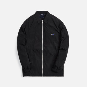 Kith Coaches Jacket Wrinkle Nylon - Moonless Night